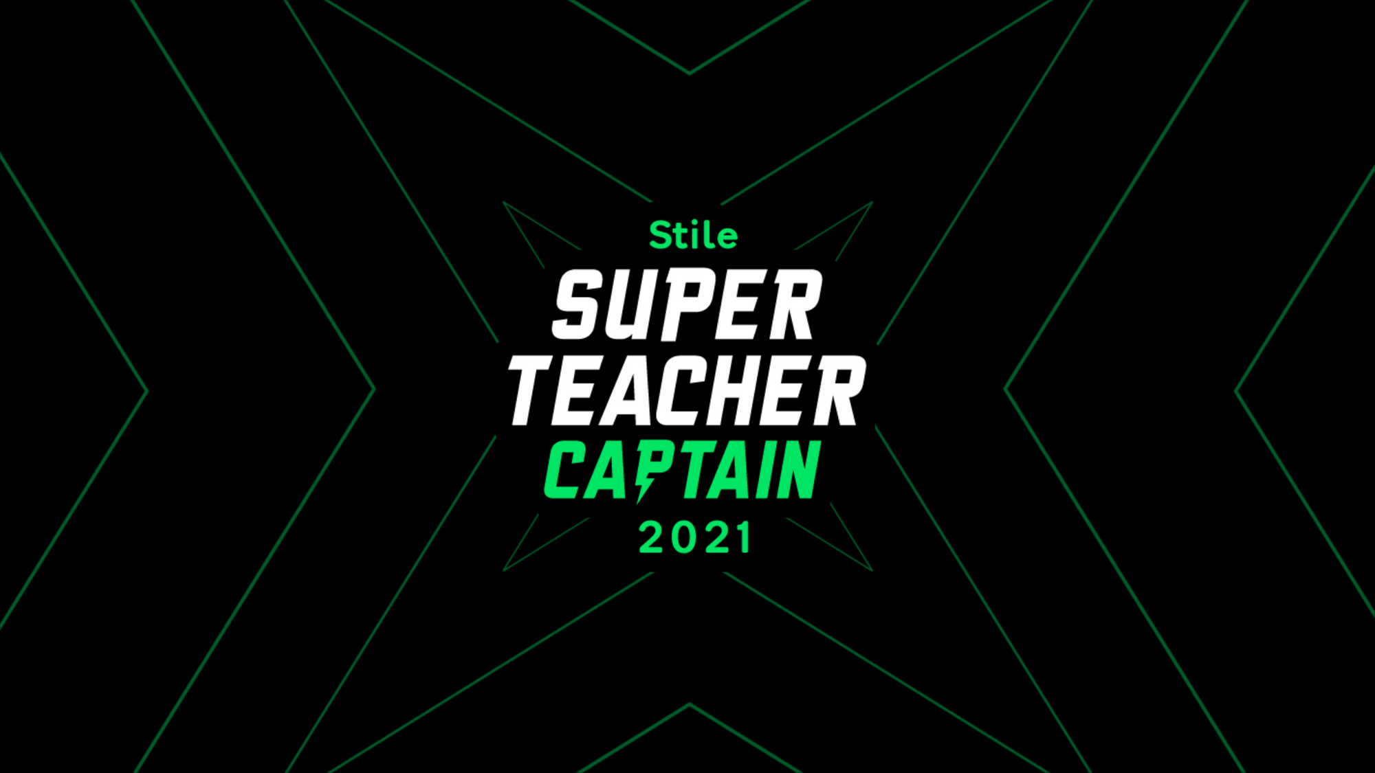 Stile Super Teacher Challenge 2021: Captain Missions