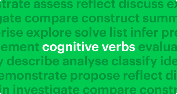 Cognitive verbs in Stile